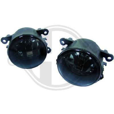 SET DE ANTINIEBLAS NISSAN NOTE ,  H11