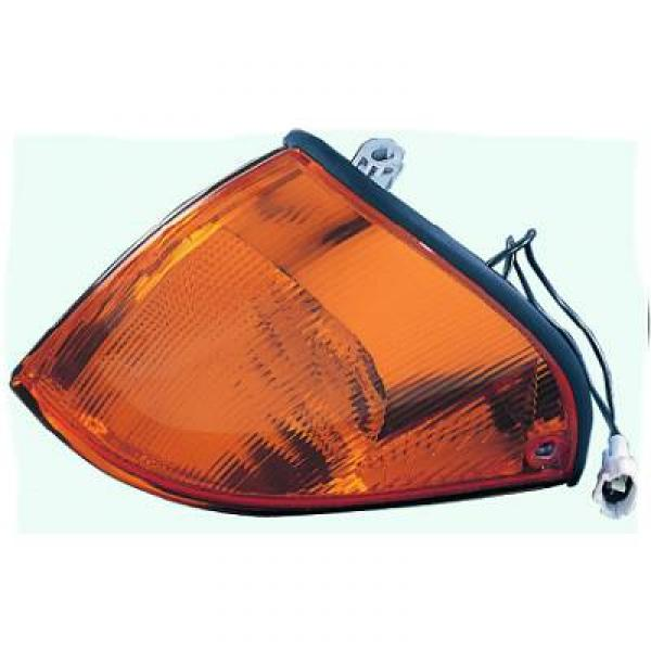 LÁMPARA INTERMITENTE IZQ.  SWIFT, 96-01  CRISTAL NARANJA