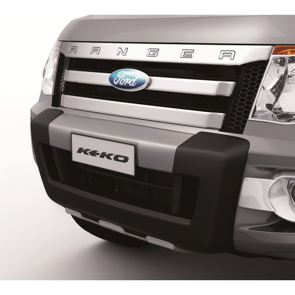 DEFENSA FRONTAL ABS FORD RANGER 2013